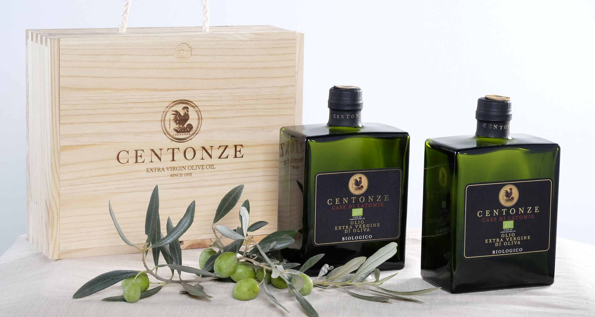 Centonze | Organic Extra Virgin Olive Oil