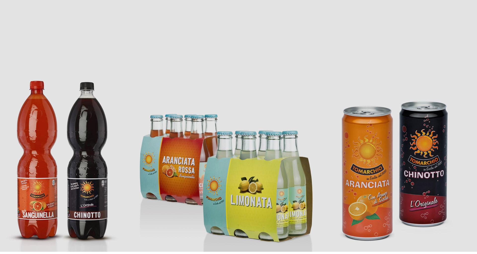 Tomarchio | Sicily's Great Sodas
